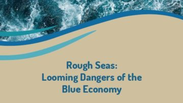 Rough Seas: Looming Dangers of the Blue Economy